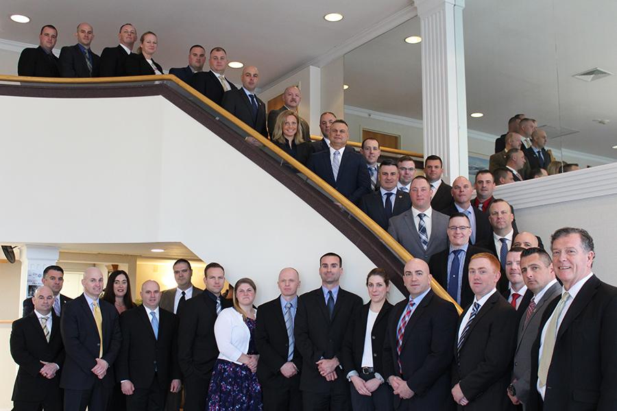 Command Training Series Graduates | Roger Williams University