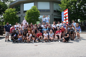 2018 Orientation group picture