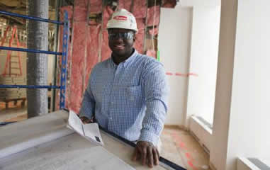 Elsch Maisoh, Project Engineer, Gilbane Building Company
