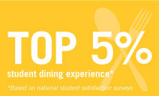 top 5% dining