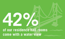 42% rooms with water view