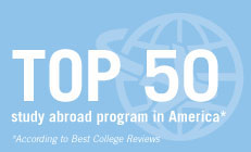 Top 50 study abroad program