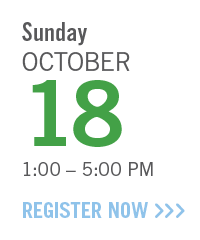 Register for the Sunday October 18th Open House