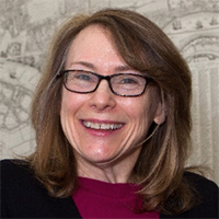 photo of RWU Core 104 Professor Margaret Case