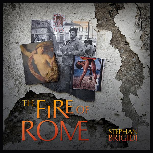 Photo of book cover The Fire of Rome