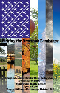 Writing the American Landscape