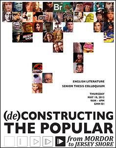 (de) Constructing The Popular