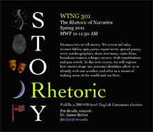 Rhetoric Narrative Elective