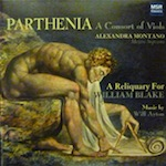 Parthenia CD