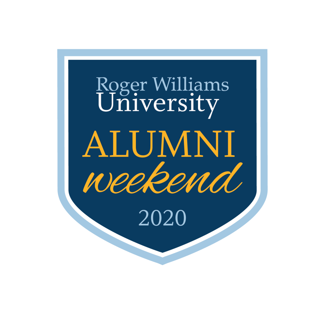 Alumni giving logo