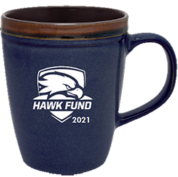 image of Hawk Fund Coffee Club mug 2021