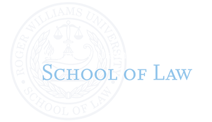 RWU School of Law Logo and Seal