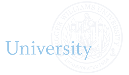 Roger Williams University Logo and Seal