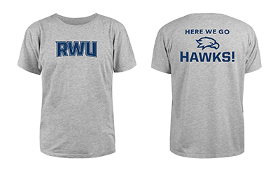 image of RWU t-shirt