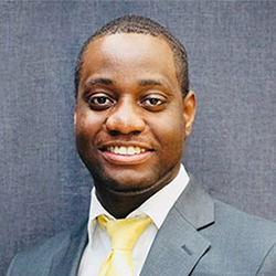 image of RWU alum Rosalvens Saint Jean, Tax Staff at Ernst & Young