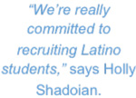 Recruiting Latino Students Through In-state Tuition