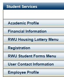 Forms & Transcript Requests | Roger Williams University