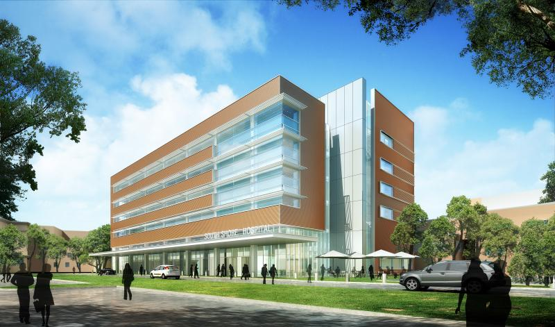 South Shore Emerson Expansion, South Shore Hospital in South Weymouth, MA