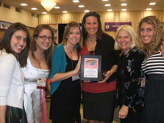 National Outstanding Peer Education Group 2009