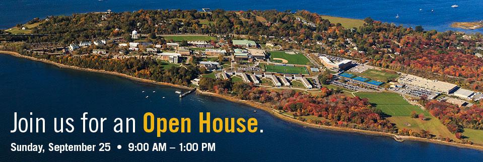 Undergraduate Open House 09-25-16