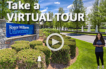 Take a RWU Virtual Campus Tour