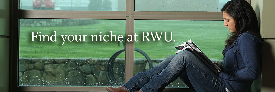Find Your Niche at RWU