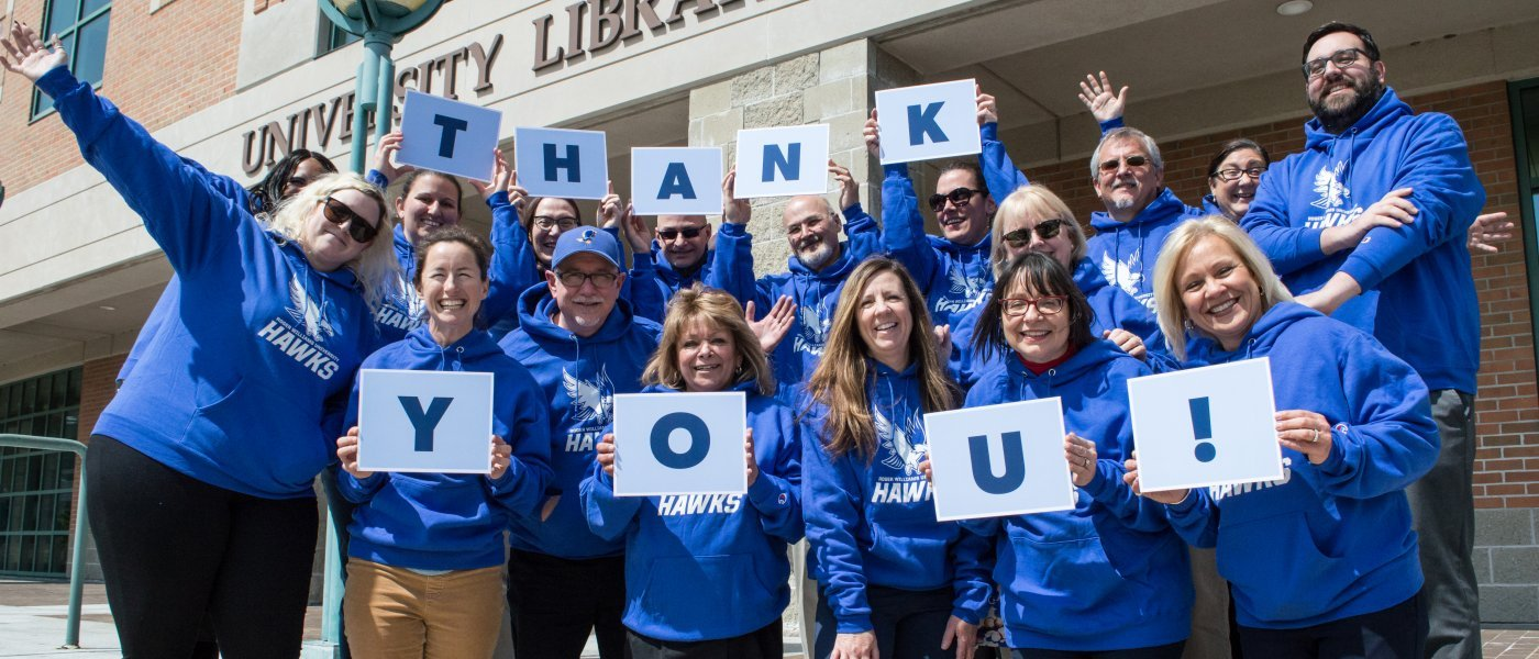 image of image of Day of Giving Ambassadors, who say Thank You to all who participated