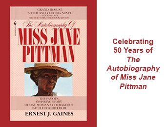 Book Cover The Autobiography of Miss Jane Pittman