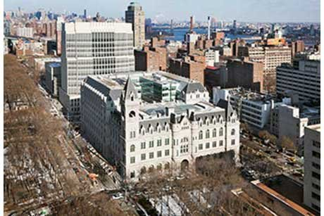 The Conrad B. Duberstein Courthouse in Brooklyn, NY