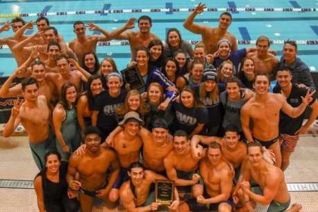 Men's and Women's Swimming and Diving Team