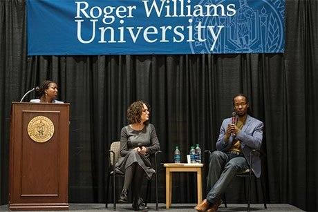 Antiracist scholars speak at RWU