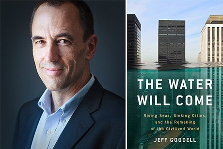 Jeff Goodell and book