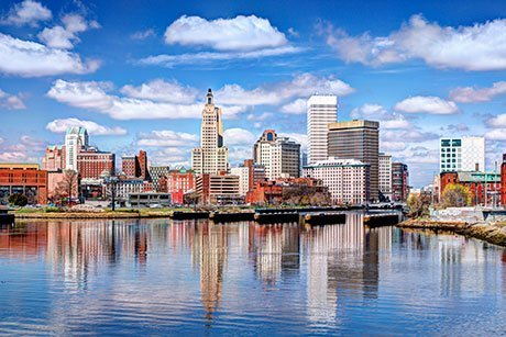 Picture of Downtown Providence.