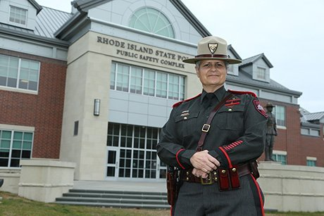 State police head