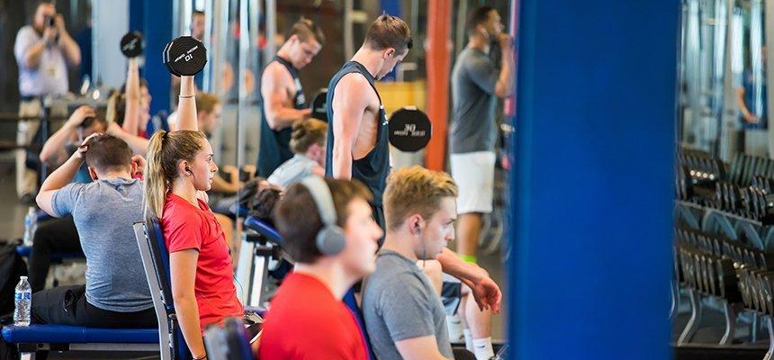 Fitness Roger Williams University