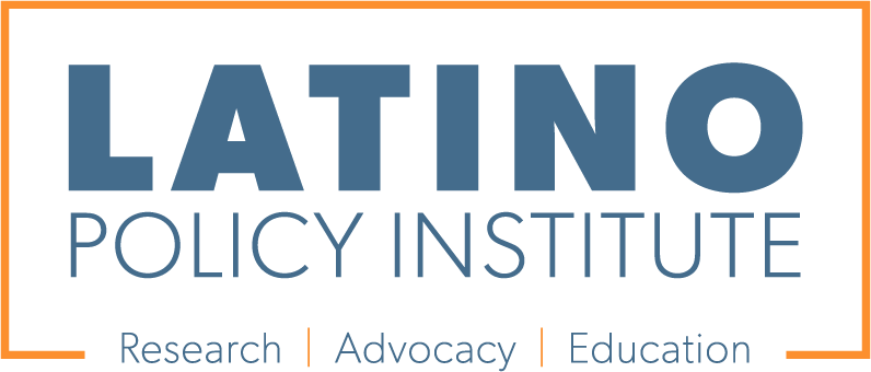 Logo for Latino Policy Institute @ RWU