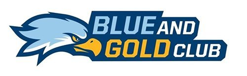 Blue and Gold Club Logo